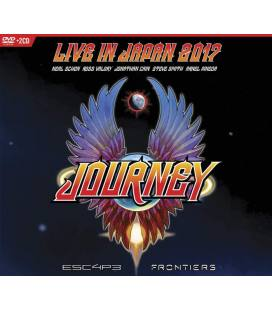 Live In Japan 2017: Escape + Frontiers (1 DVD+1 CD)