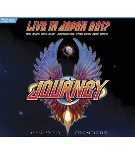 Live In Japan 2017: Escape + Frontiers (1 Blu-Ray+1 CD)