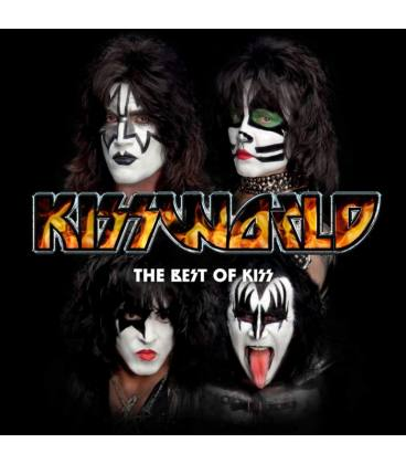 Kissworld The Best Of Kiss (1 LP)