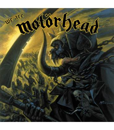 Wa Are Motörhead (1 CD)