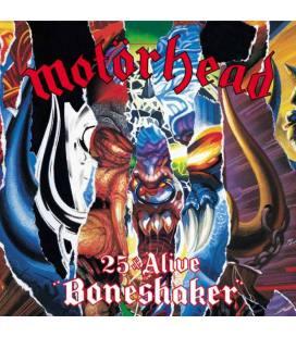 "25 & Alive ""Boneshaker"" (1 CD+1 DVD)"