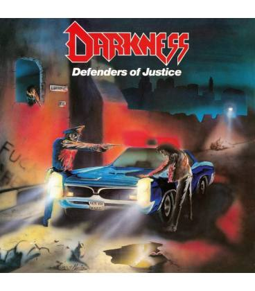 Defenders Of Justice (1 CD)