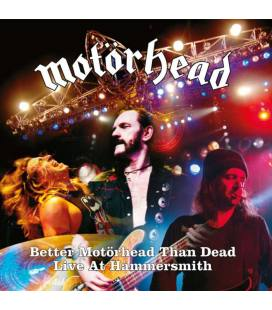 Better Motörhead That Dead (Live At Hammersmith) (2 CD)