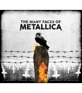 The Many Faces Of Metallica (3 CD)