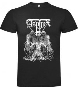 Asphix Crucifixion Camiseta Manga Corta