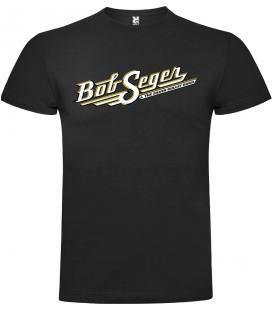 Bob Seger Logo Camiseta Manga Corta