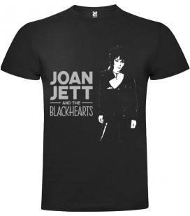 Joan Jett & The Black Hearts Camiseta Manga Corta