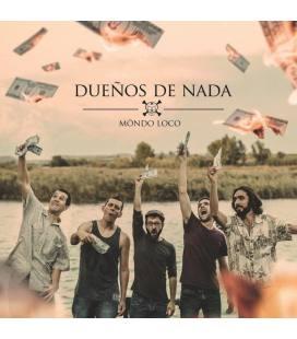 Dueños De Nada (1 CD)