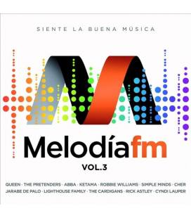 Melodía FM Vol. 3 (1 CD)