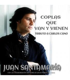 Coplas Que Van Y Que Vienen (Tributo A Carlos Cano) (1 CD)