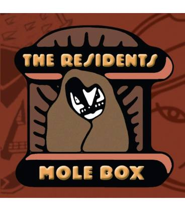 Mole Box - The Complete Mole Trilogy Preserved (6 CD)
