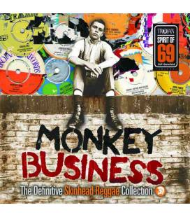 Monkey Business: The Definitive Skinhead Reggae Collection (2 LP)