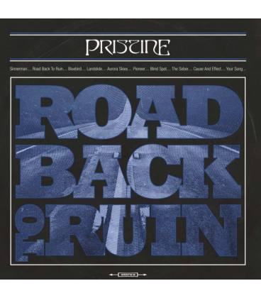 Road Back To Ruin (1 CD)