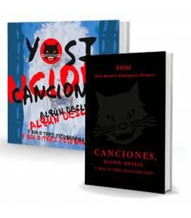 """""""Canciones, algún desliz y dos o tres fotografías""""(2 volúmenes)"""