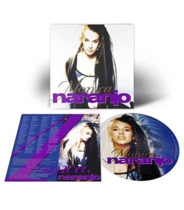Monica Naranjo (1 LP Picture+Tarjeta De Descarga)