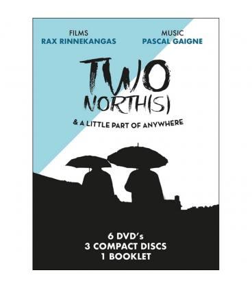 Two North(S) (6 DVD+3 CD+Libro)