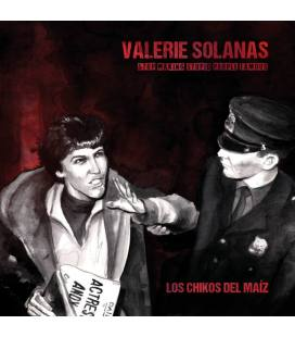 "Valerie Solanas (Stop Making Stupid People Famous) (1 LP 12"")"