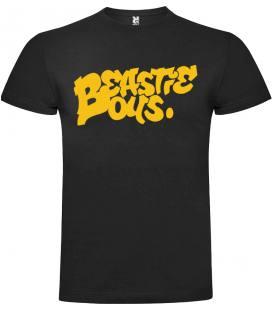 The Beastie Boys Logo Camiseta Manga Corta Bandas