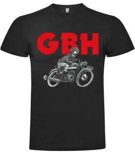 GBH Biker Camiseta Manga Corta Bandas