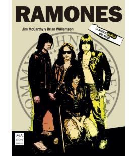 Ramones, La novela gráfica del Rock (1 Libro)