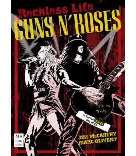 Guns N'Roses Novela Gráfica (1 Libro)