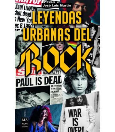 Leyendas Urbanas del Rock (1 Libro)