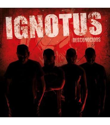 Desconocidos (1 LP+CD)