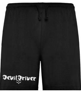 DevilDriver Logo Bermudas