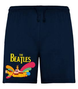 The Beatles Yellow Submarine Bermudas