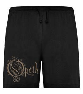 Opeth Logo Bermudas
