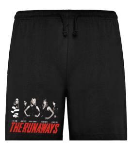 The Runaways Band Bermudas
