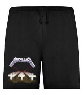 Metallica Master Of Puppets Bermudas