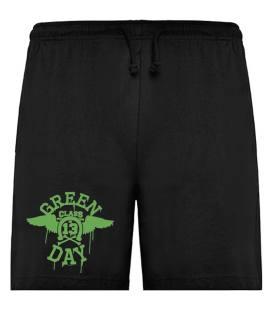 Green Day 13 Class Bermudas