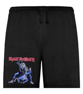 Iron Maiden Eddie Zarpa Bermudas