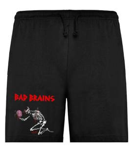 Bad Brains Skull Bermudas