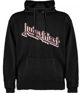 Judas Priest Logo Sudadera con capucha y bolsillo