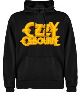 Ozzy Osbourne Logo Sudadera con capucha y bolsillo