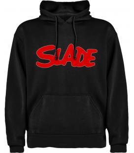Slade Logo Sudadera con capucha y bolsillo