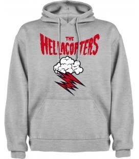The Hellacopters Storm Sudadera con capucha y bolsillo