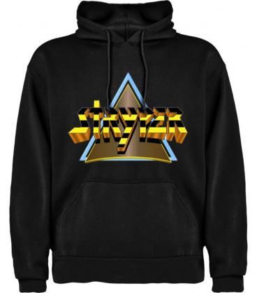 Stryper Logo Sudadera con capucha y bolsillo