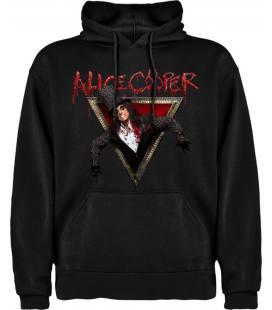 Alice Cooper Sudadera con capucha y bolsillo