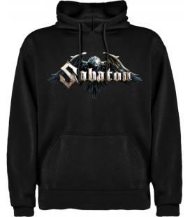 Sabaton Eagle Sudadera con capucha y bolsillo