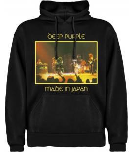 Deep Purple Made In Japan Sudadera con capucha y bolsillo