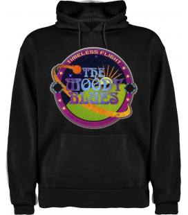 The Moody Blues Timeless Flight Sudadera con capucha y bolsillo