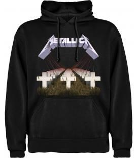 Metallica Master Of Puppets Sudadera con capucha y bolsillo