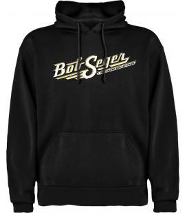 Bob Seger Logo Sudadera con capucha y bolsillo