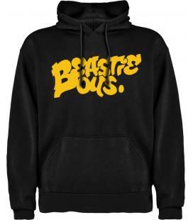 The Beastie Boys Logo Sudadera con capucha y bolsillo