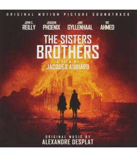 B.S.O. The Sisters Brothers (1 CD)