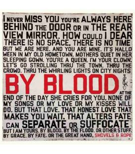 By Blood (1 LP)
