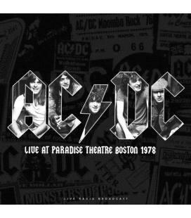 Live At Paradise Theatre Boston 1978 (1 LP)